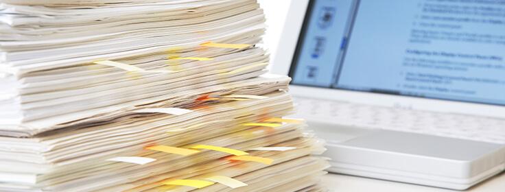 書類等のデータ化